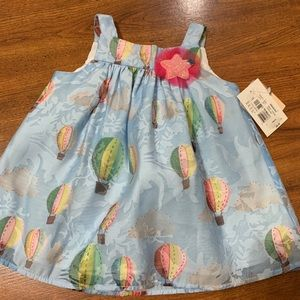 NWT pastourelle pippa & Julie dress - sz 12 months